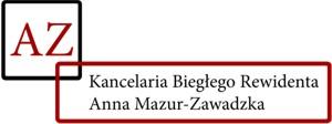 Biegły Rewident Kielce AZ Kancelaria Biegłego Rewidenta Anna Mazur-Zawadzka logo